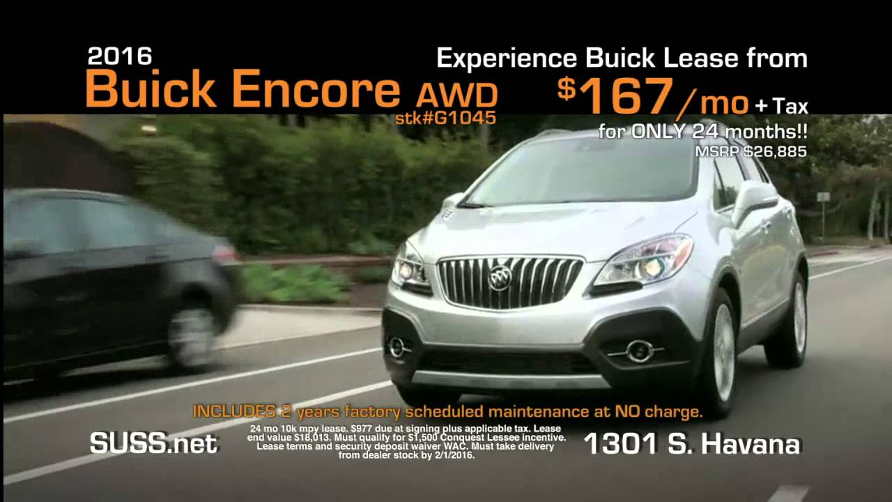 Suss Buick Gmc >> Suss Buick Gmc Plant Encore 2 1 16