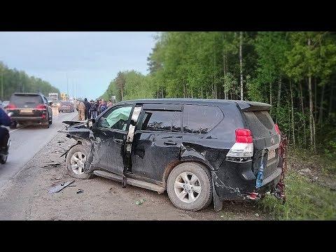 Необычный манёвр на трассе Мегион - Нижневартовск привёл к гибели водителя