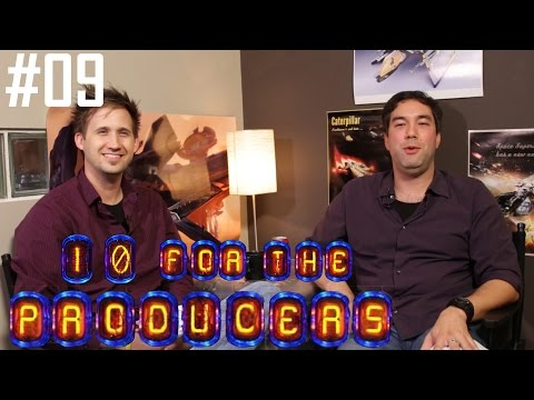 10 for the Producers: Episode 09 (2015.07.13)
