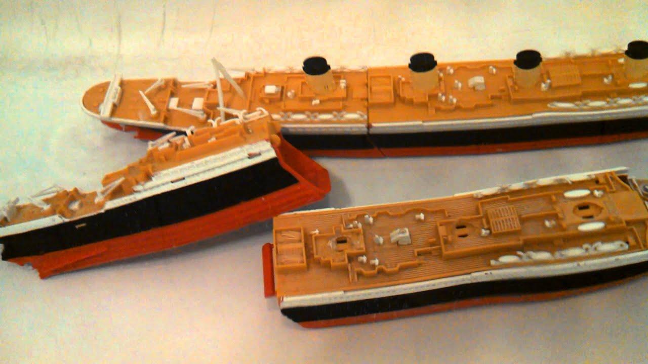 Toys R Us Titanic Model : Titanic submersible model youtube