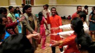 Punjabi DJ Masti at Garba night - University of Maryland