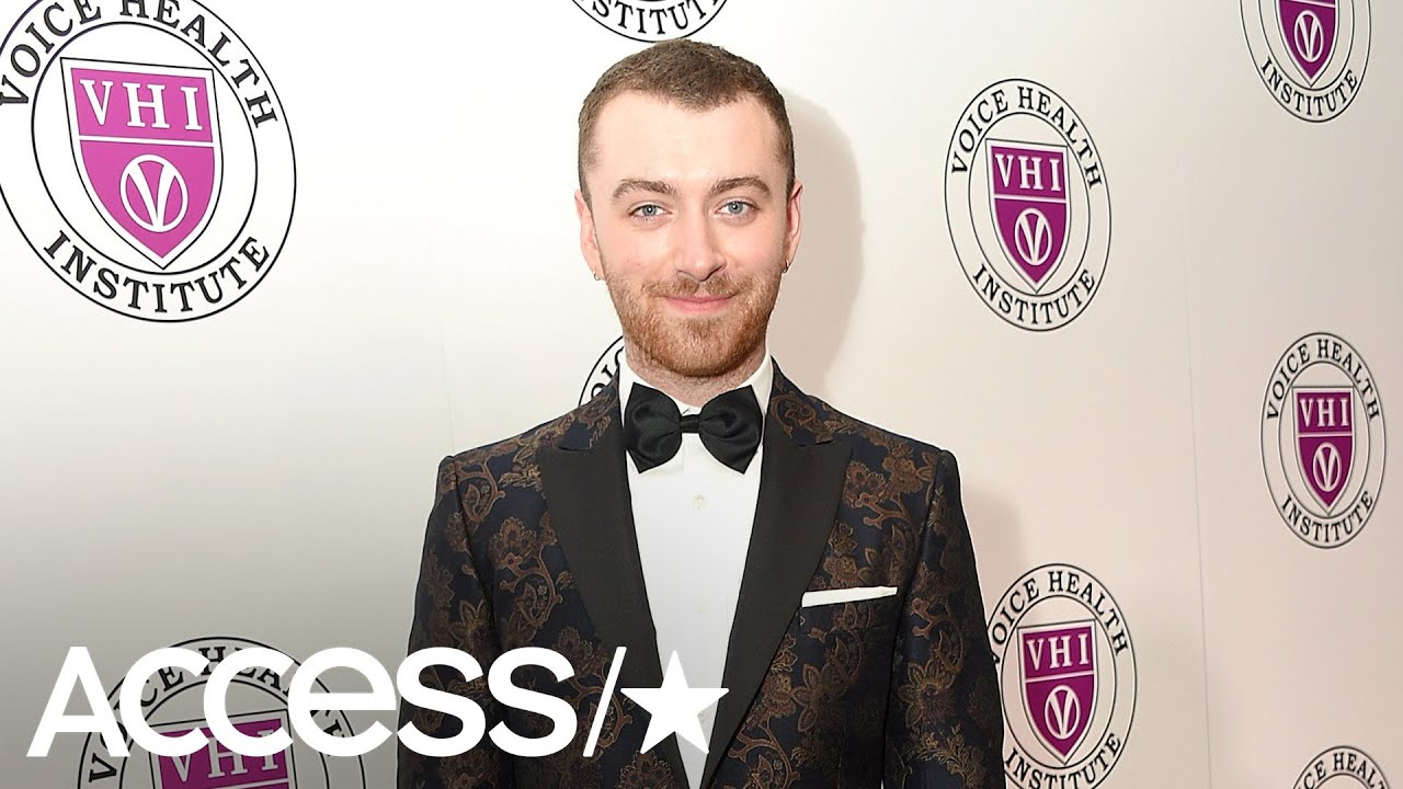 Sam Smith Reveals He's Considered A Sex Change In Candid Conversation With Jameela Jamil | Access