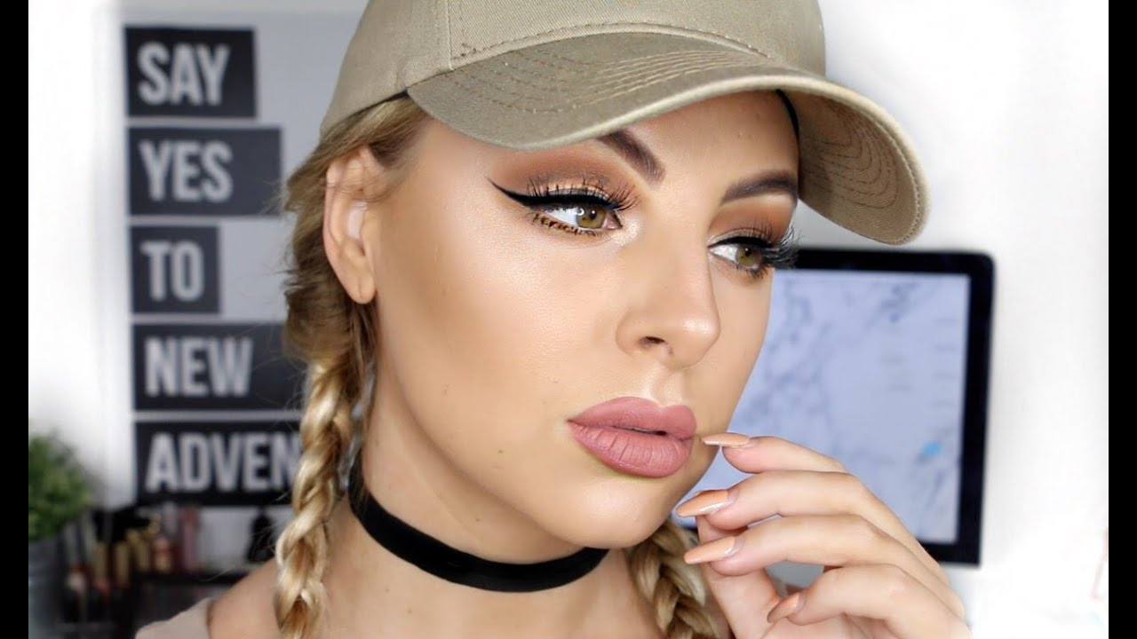 Instagram girl makeup tutorial brittney lee saunders youtube instagram girl makeup tutorial brittney lee saunders youtube baditri Image collections