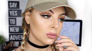 'INSTAGRAM GIRL' MAKEUP TUTORIAL 💁🏼 Brittney Lee Saunders