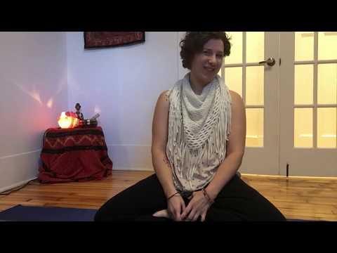Yoga Breathing: Ujjayi Breath with Jenny Bee