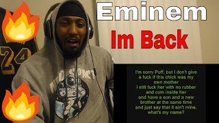 Download Swaggy Reacts To Eminem - I'm Back