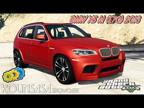 BMW X5 M (E70) 2013 v1.2 [add-on]
