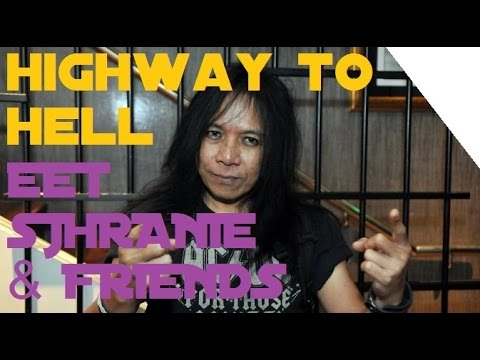 Highway To Hell - AC/DC | Live Cover | Eet Sjahranie & Friends @Anniv 3rd PASUKAN RADIX BENGKULU