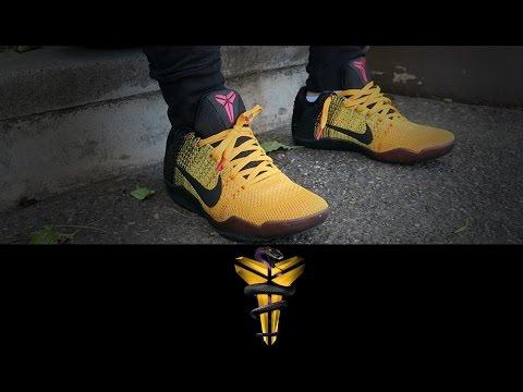 Nike Kobe XI (11) 'Bruce Lee'