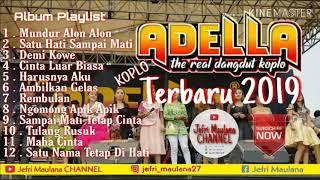 New Adella Album Terbaru 2019  Dangdut