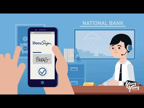 DocuSign | Explainer Video by Yum Yum Videos