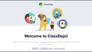 Introduction to ClassDojo + Remote Readiness 🍎