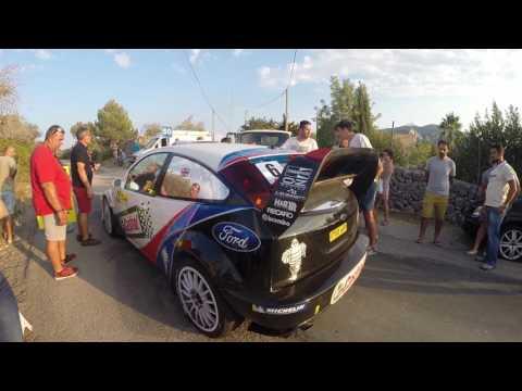 Ford Focus WRC Ex Markko Märtin driven by Steve Perez / Paul Sponer