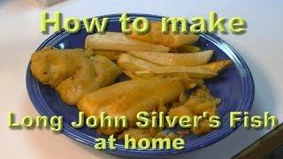 Long Johns Silver