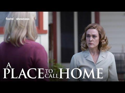 A Place To Call Home | Season 5 Episode 4 Clip: Sarah Encounters Regina