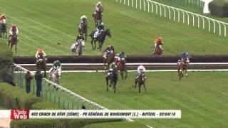 CRACK DE RÊVE ( 2e) - Prix Général de Rougement - Auteuil - 02/04/16