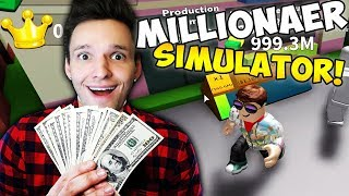 JUST BECOME A MILLIONAIRE !! | Roblox