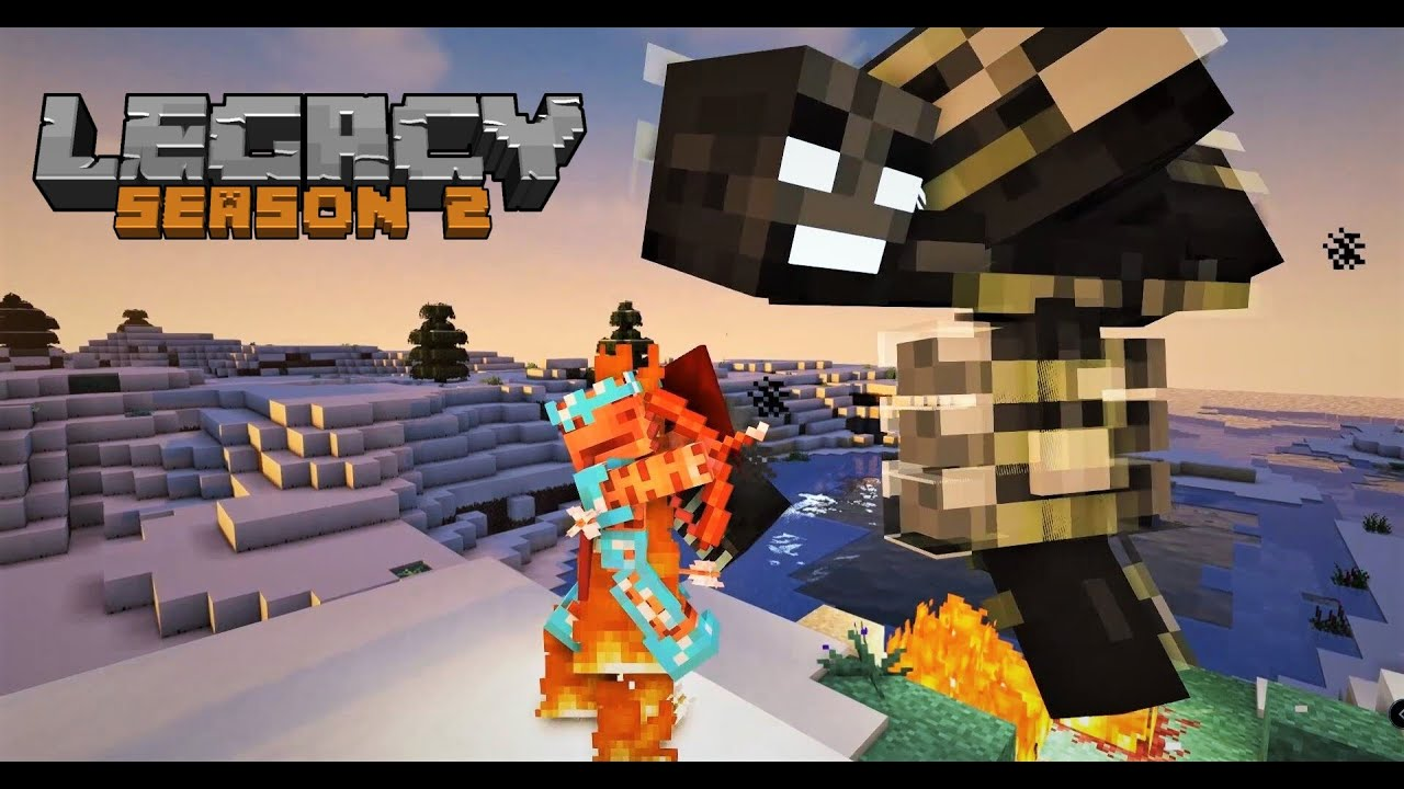 The biggest fight on Legacy SMP ...EVER?!