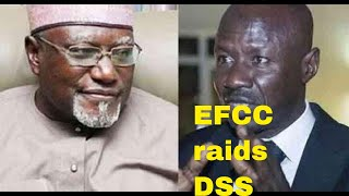 BREAKING NEWS:PRESENT AND FORMER DSS BOSSES ARRESTED by EFCC