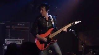 Johnny Monaco w/ Enuff Z'Nuff - Eleven Blue Egyptians (Jason Becker) & Guitar Solo @ VAMP'D