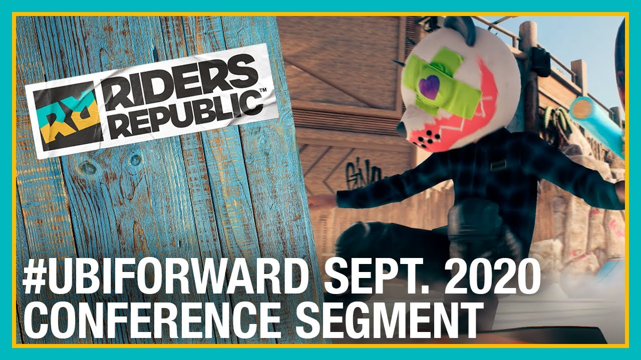 Riders Republic: Ubisoft Forward Segment – September 2020 | Ubisoft
