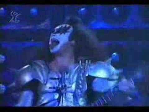 WCW The KISS Demon Tribute
