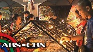 Bandila: Mga Katoliko, dagsa sa simbahan ngayong Ash Wednesday