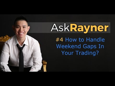 How To Handle Weekend Gaps In Your Trading?