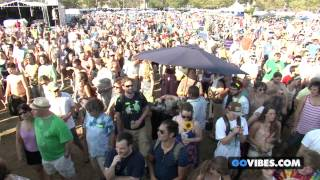 """Galactic performs """"Boban"""" at Gathering of the Vibes Music Festival 2013"""