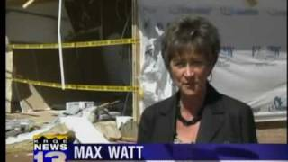 Clovis vandals destroy 3 new homes
