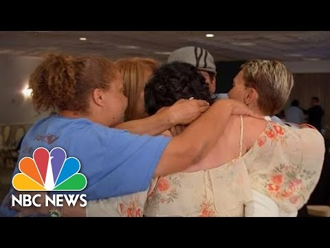 Latino Voters In Florida React To Unexpected Donald Trump Win | NBC News
