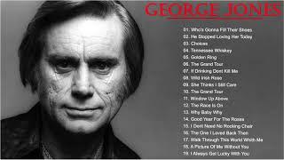 George Jones Greatest Hits -Best Songs Of George Jones