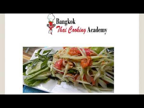 Best Thai Cooking School in Bangkok, Thailand