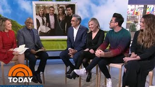 'Schitt's Creek' Stars Dish On The Hit Comedy's 5th season | TODAY