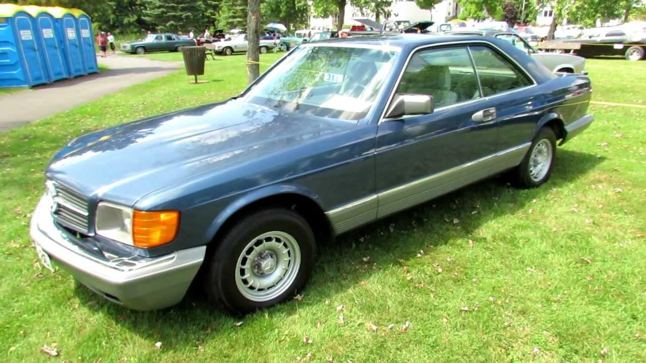 1982 mercedes benz 380sel exterior 2012 granby for Mercedes benz quebec