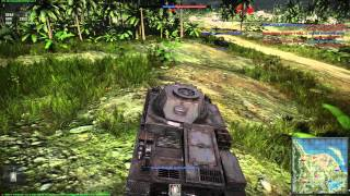 Zagrajmy w War Thunder Ground Forces # 01