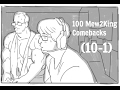 100 Mew2King Comebacks (10-1) - Super Smash Bros.
