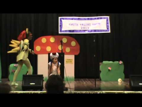 super mario brothers elementary school talent show skit