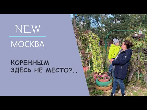 Как в Новой Москве выселяют коренных жителей