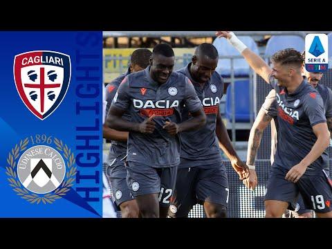 Cagliari 0-1 Udinese | Early Stefano Okaka Goals Seals Win | Serie A TIM