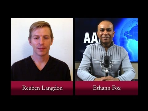 AAE tv  Virtual Reality and The Multidimensional Universe  ET Contact  Reuben Langdon  11.7.15