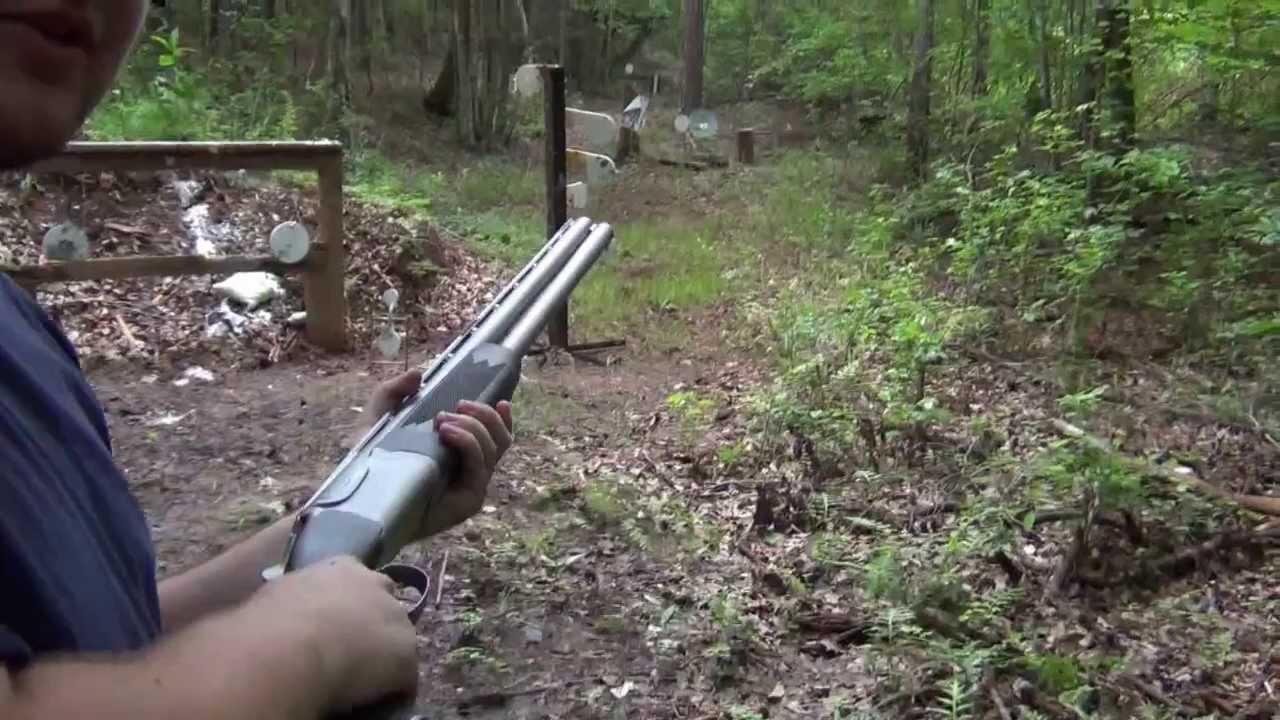 Ruger redhead shotgun