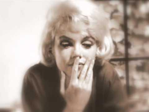 Marilyn Monroe's Last Interview.  Last words