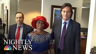 Jury Awards Dishwasher $21 Million After Boss Scheduled Her To Work Sundays | NBC Nightly News