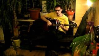 IntroVert feat. Дима Никульшин - Numb (квартирник 2011.12.24)