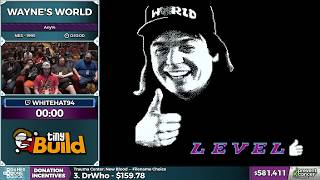 Wayne's World by whitehat94 in 7:16 - Awesome Games Done Quick 2017 - Part 107