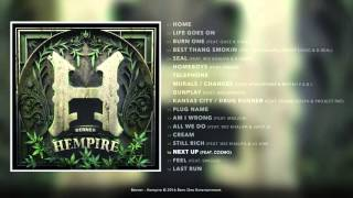 """Berner """"Next Up"""" feat  Cozmo (Official Audio)"""