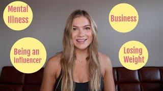 Q&A: LIVING W/ BPD, STARTING A BUSINESS, LOSING WEIGHT ETC.