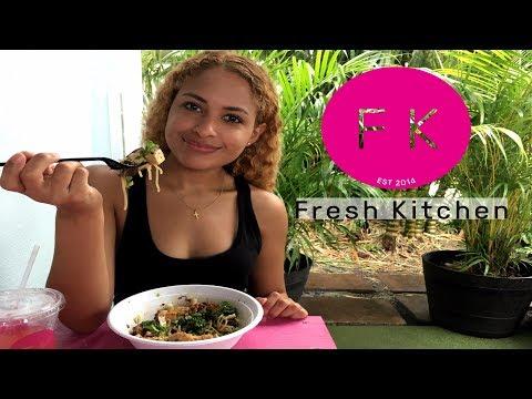 Tampa Spots: Fresh Kitchen 🌴
