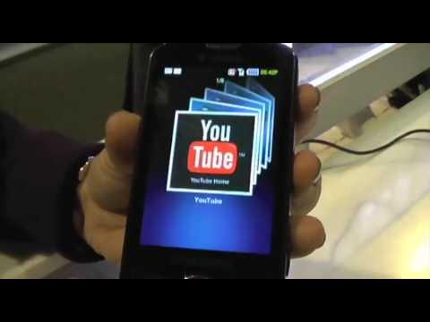 Samsung Behold II demo (Tmo)